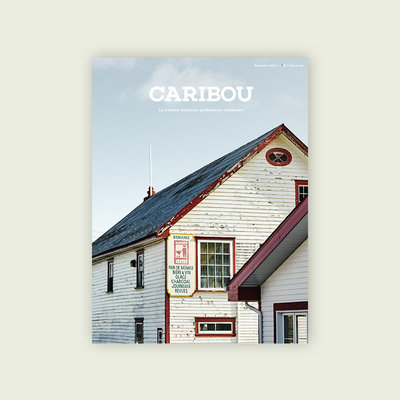 Revue Caribou - #12