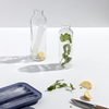 Rack glace bouteille - Gris