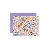 Marlone Meadow fleurs - Carte de souhaits