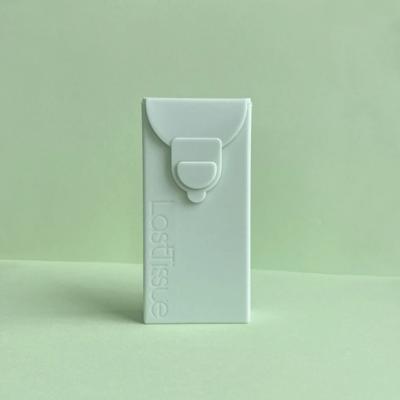 LastSwab Reusable tissues -  Green