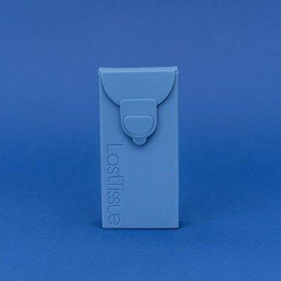 LastSwab Mouchoirs réutilisables - Bleu
