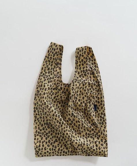 Baggu Reusable Baggu bag -  Honey Leopard