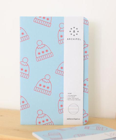 Atelier Archipel Beanie Notebook - Ruled