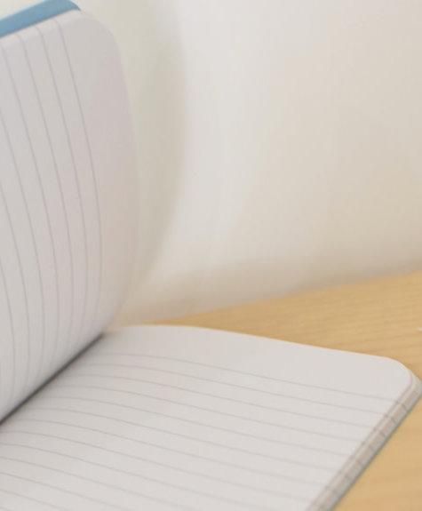 Atelier Archipel Mittens Notebook - Ruled