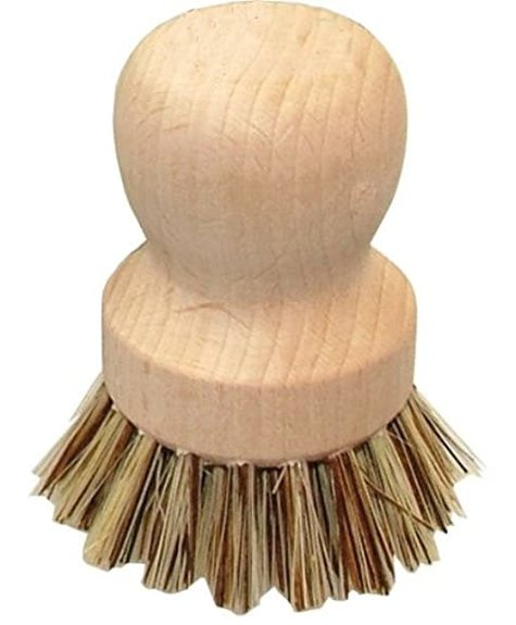 BB Wooden scrubber brush