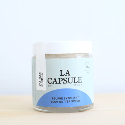Deux Cosmétiques Body Scrub – Sweet Vanilla