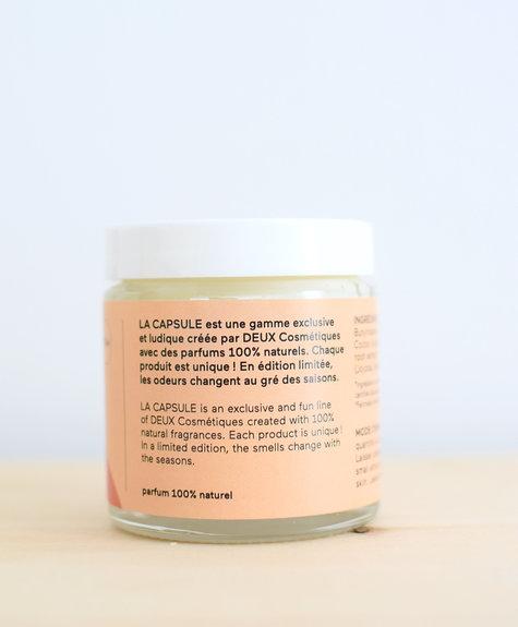 Deux Cosmétiques Body Butter – Sweet Vanilla La Capsule