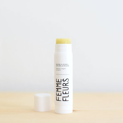 Femme Fleurs Lip balm  (sensitive skin)