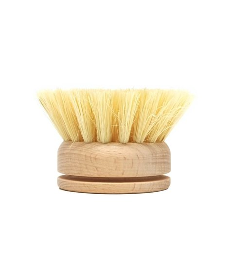 BB Replacement head - Wooden dish brush