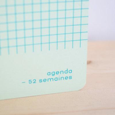 Atelier Archipel Agenda Menthe