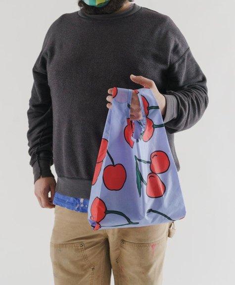 Baggu Baby Baggu Reusable Bag - Big Cherry