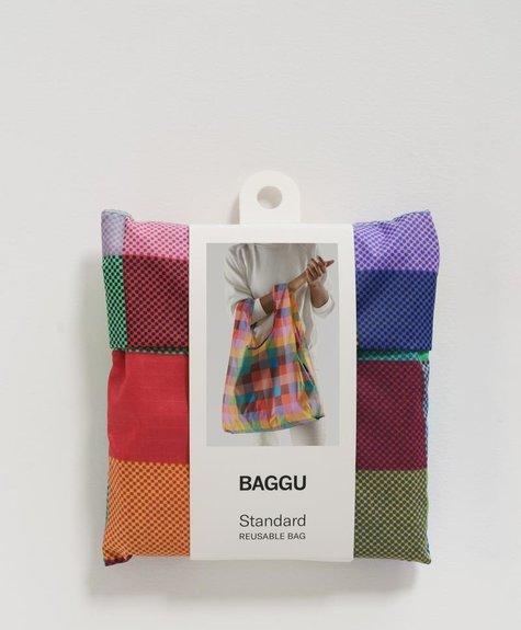 Baggu Baggu bag -  Madras No. 1