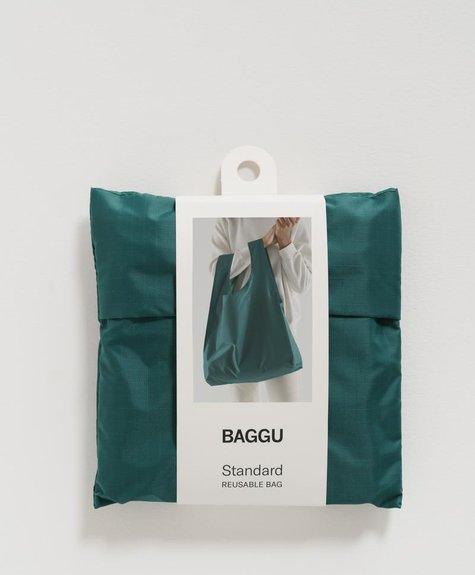 Baggu Baggu bag -  Malachite