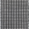 Avocado Decor Cotton Rug Dhurrie Illusion (2'x3'; 60x91cm)