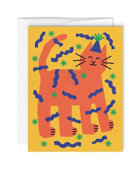 Paperole Minou - Carte de souhaits