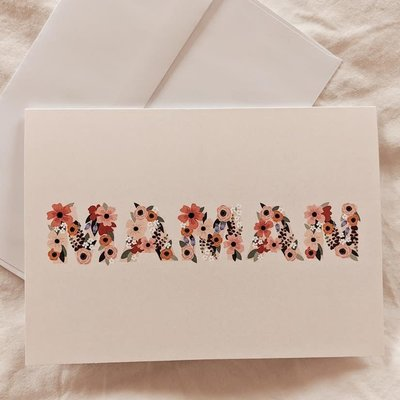 Mimi - Auguste Greeting Card - Mom I love you