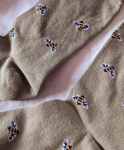 Mimi - Auguste Mimi Socks - Bees