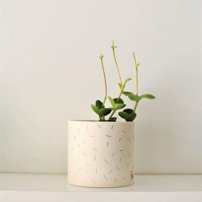 Bar à Plantes Pot Lune - Confettis