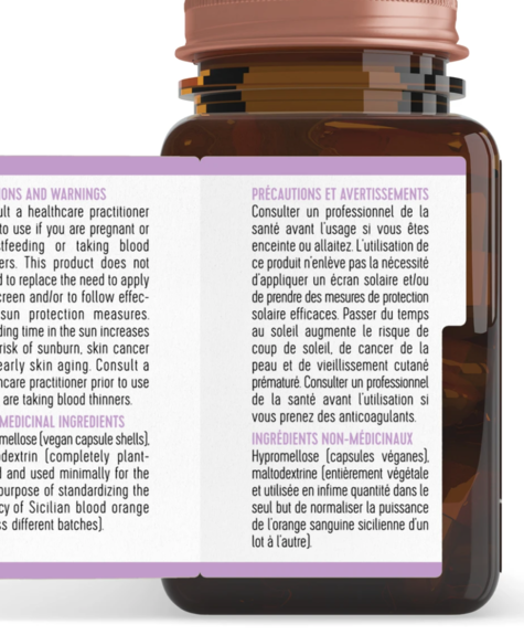 Bien Cultivée Supplement - Skin Nourisher