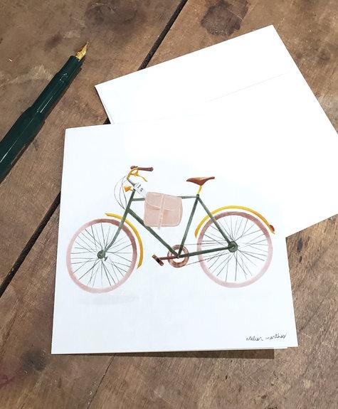 Atelier Marthes À bicyclette (bike)