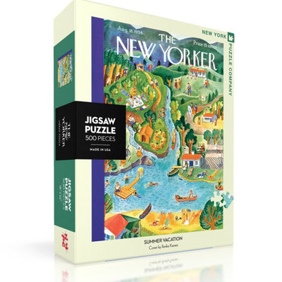 Divers Summer Vacation - Puzzle