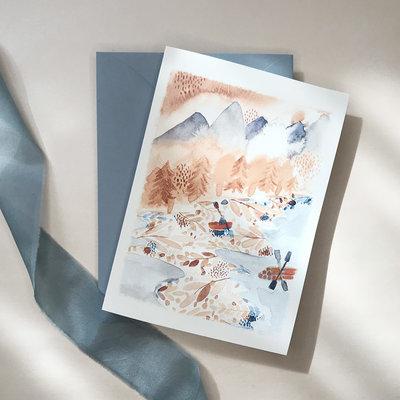 Papier de Velours CS Velours - Nouveau départ
