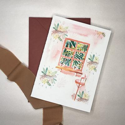 Papier de Velours CS Velours - Tropical Love