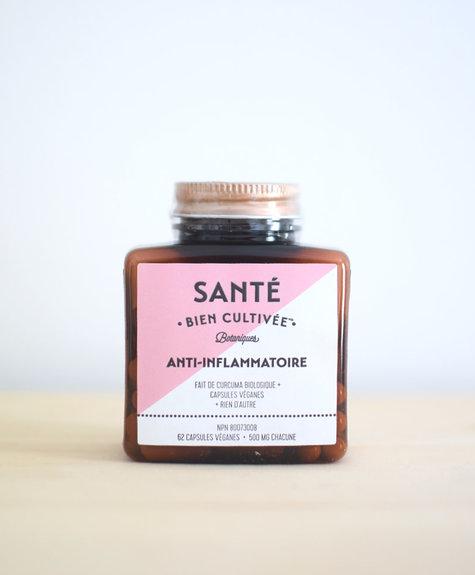 Bien Cultivée Complément - Anti-inflammatoire