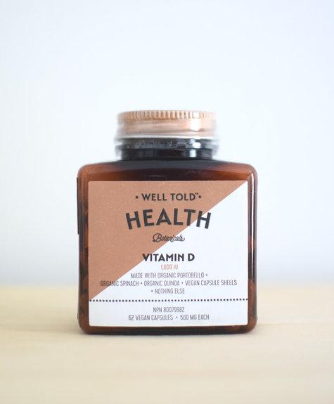 Bien Cultivée Complément - Vitamine D