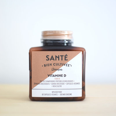 Bien Cultivée Supplement - Vitamin D