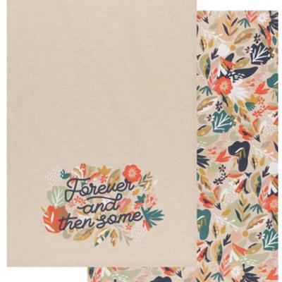 Danica Dishtowels set of 2 - Superbloom