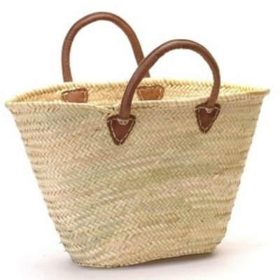 Bacon Basket Limited Panier Provence - cuir
