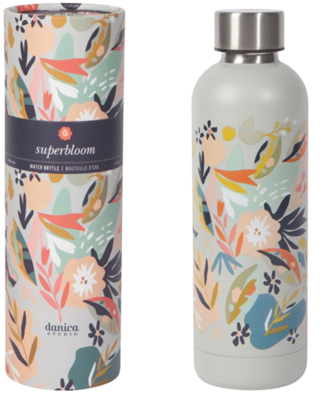 Danica Insulated bottle - Superbloom