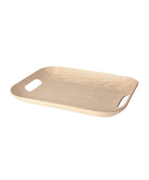 Danica Serving Tray - White Oak