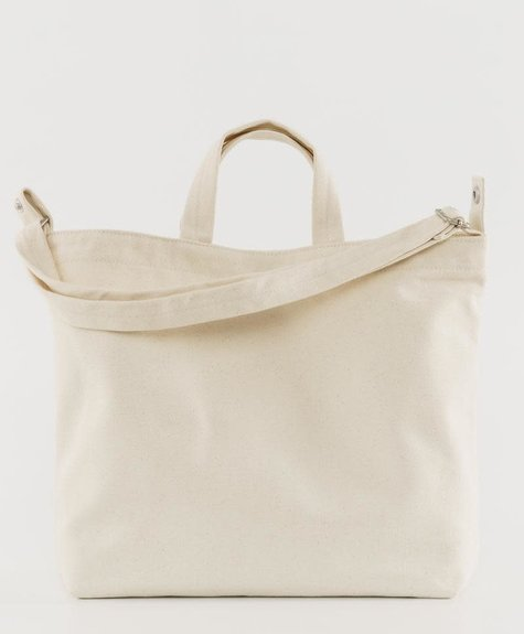 Baggu Baggu Horizontal Duck bag - Natural