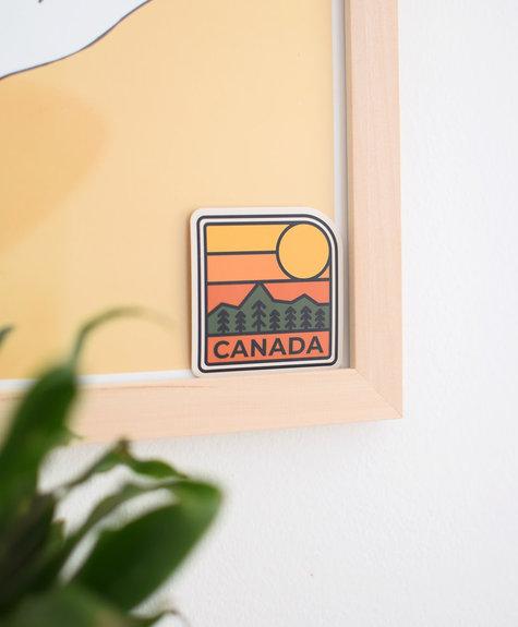 Sticker NW Sticker Canada - Sunrise