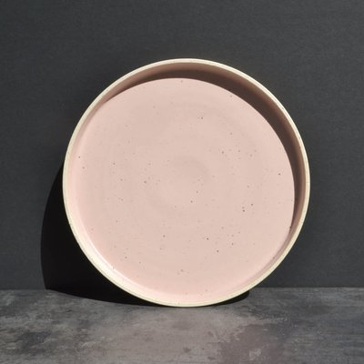 Maison Stoï Pink plate