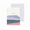 Marlone Carnet Pocket - Paysage