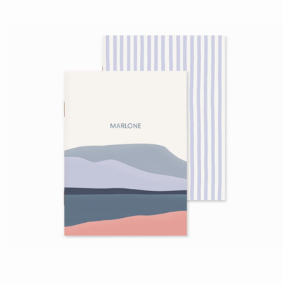 Marlone Notebooks duo - Paysage