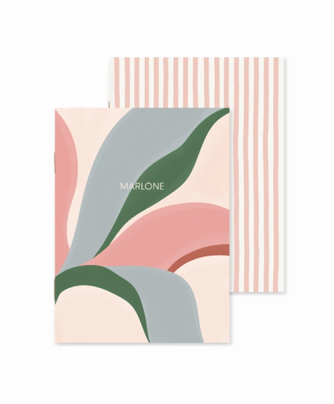 Marlone Notebooks duo - Lily