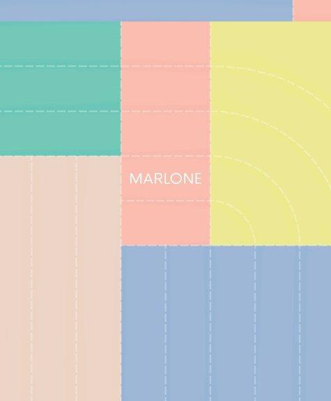 Marlone Notebook - Patchwork