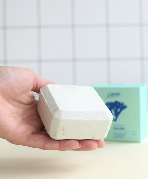Les Pétards Verbena exfoliating soap