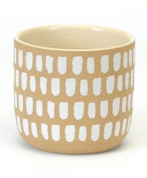 Bacon Basket Limited Brush strokes Planter (assorted sizes)