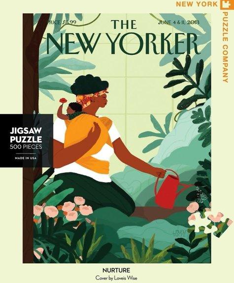Divers Puzzle - Casse-tête Nurture (500 pièces)