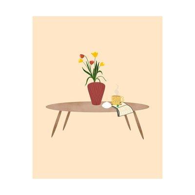 Citron Miel Poster - art of living (20x25)
