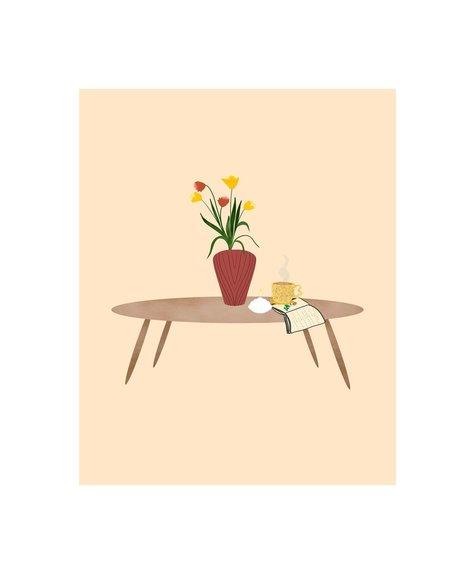 Citron Miel Affiche - art de vivre 8*10(20x25)