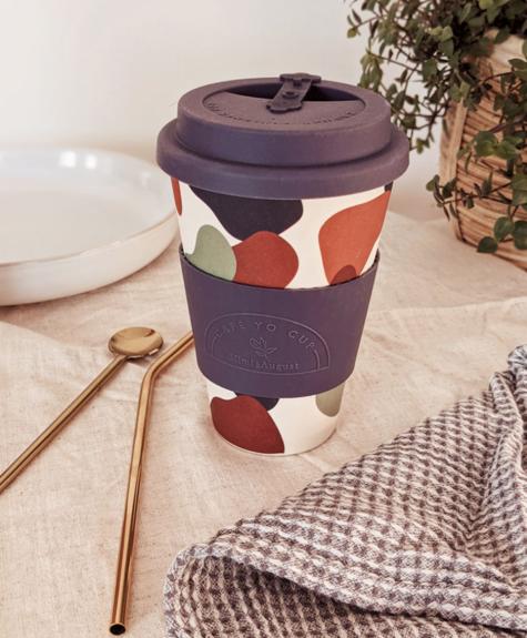Mimi - Auguste Bamboo Reusable Cup