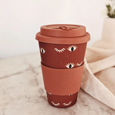 Mimi - Auguste Mimi Reusable cups (3 choices)