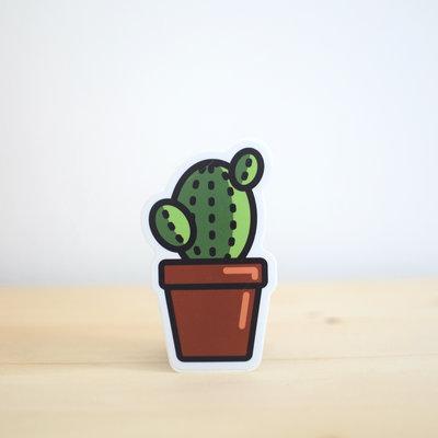 Sticker NW Cactus