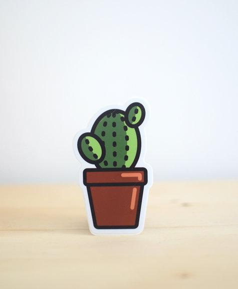 Sticker NW Sticker Cactus